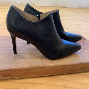 Via Spiga leather booties
